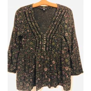 American Eagle Outfitters peasant Blouse